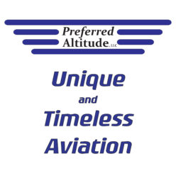 Preferred Altitude Podcast:  Unique and Timeless Aviation